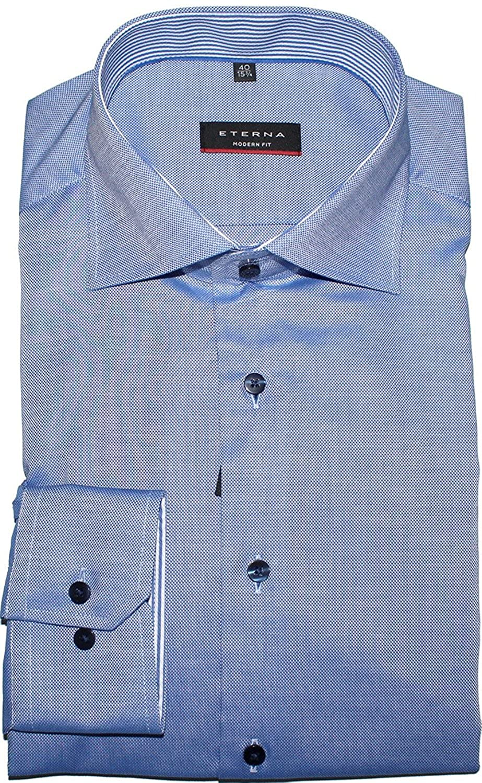 Eterna - Camisa Formal - Básico - Clásico - Manga Larga - para Hombre