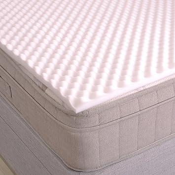 Protector de colchón / Cubrecama soporte para el alivio del dolor de caja de