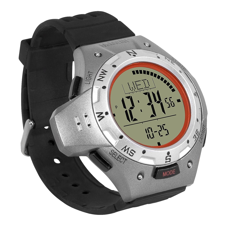 La Crosse Technology XG-55 Reloj alt-metro digital con br-jula: Amazon.es: Electrónica