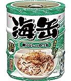 アイシア 海缶 ミニ3P 削りぶし入りかつお 60g×3P