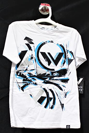 Amazoncom Shaun White Kids Whiteblue T Shirt Size Xs Clothing