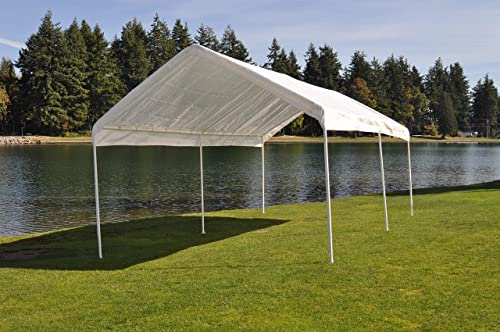 Dry Top 73102 Wh 10 x 20 White Canopy Set