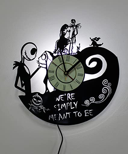 Nightmare before Christmas Wall Lamps, Night Light Function, Original  Decor, Perfect Gift - Amazon.com: Nightmare Before Christmas Wall Lamps, Night Light