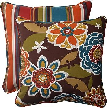Amazon.com: Pillow Perfect Annie Westport funda para ...