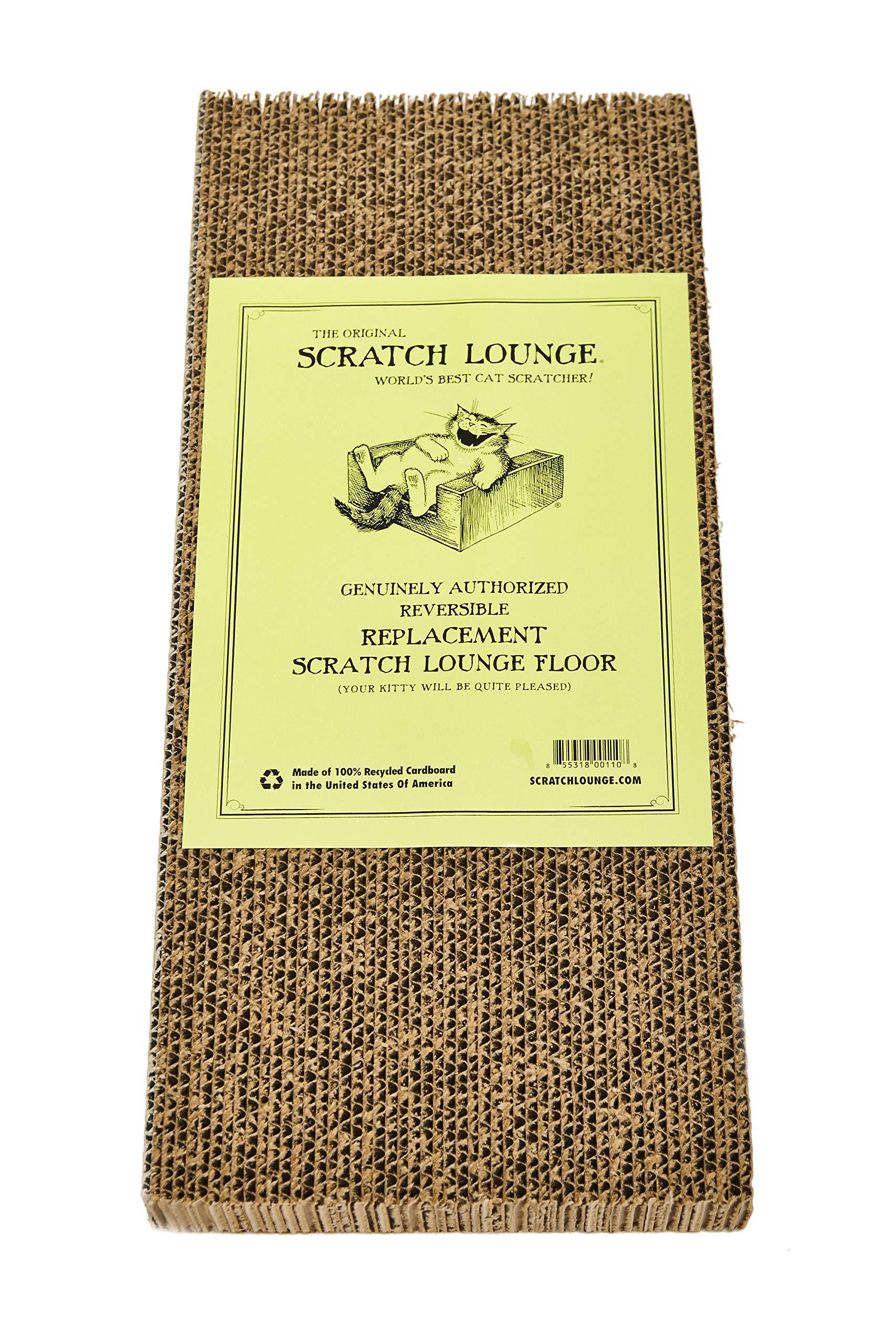 Scratch Lounge The Original Floor Replacement Scratch Pads 2