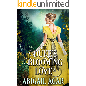 The Duke's Blooming Love: A Historical Regency Romance Book