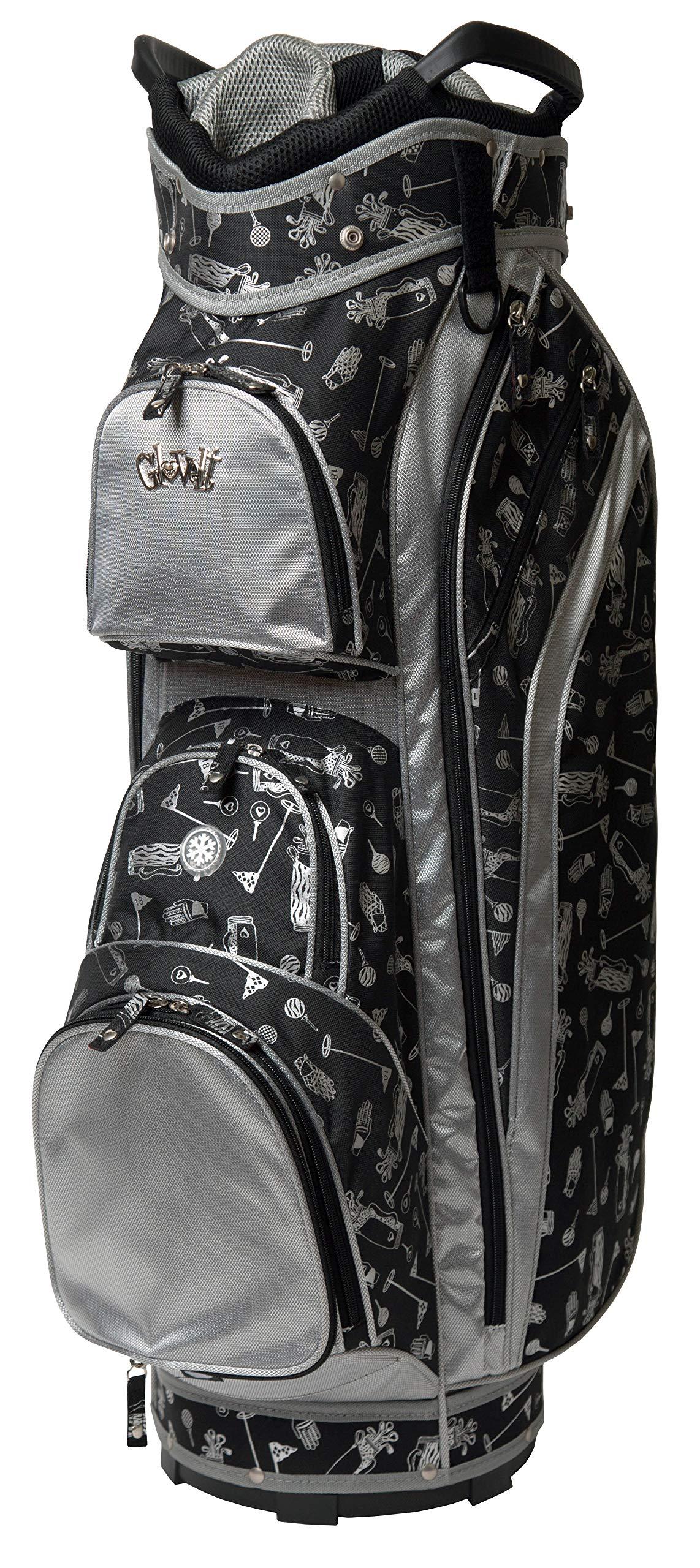 Women's Golf Bag - Glove It - Ladies 14 Way Golf Carry Bag - Golf Cart Bags for Women - Womens Lightweight Golf Travel Case - Easy Lift Handle - 2018 Gotta Glove It by Glove It