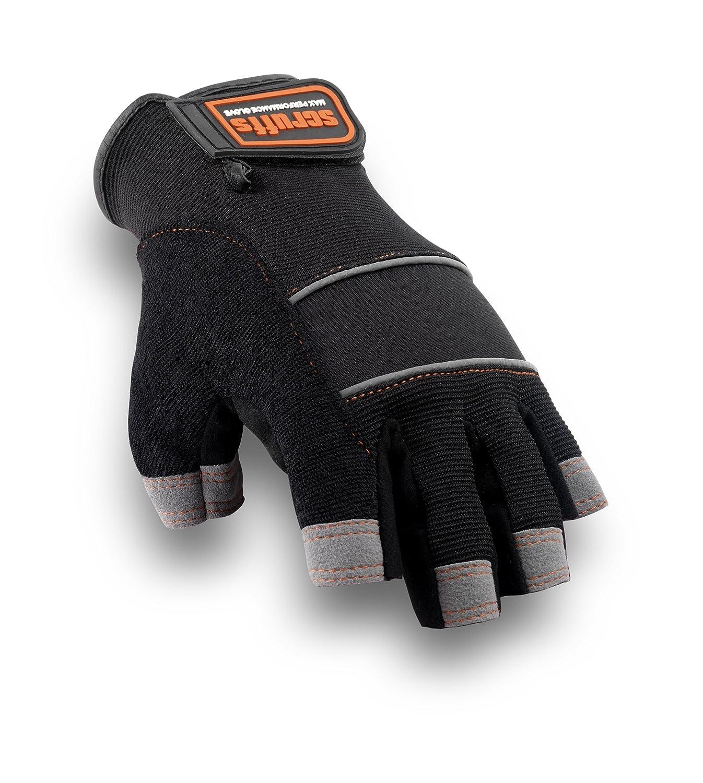 Scruffs Max Performance Fingerless Gloves T50991