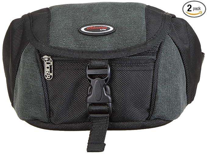 Amazon.com: Bolsa de cintura para cámara fotográfica, juego ...