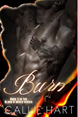 Burn (Blood & Roses series Book 3) Kindle Edition