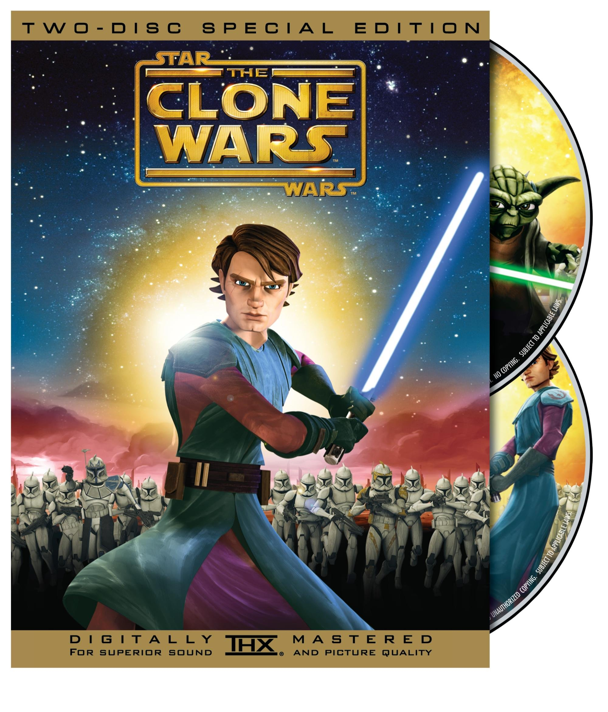 Star Wars: The Clone Wars (Two-Disc Special Edition) by Warner Brothers