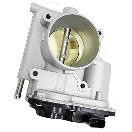 OKAY MOTOR Throttle Body for 2006-2013 Mazda 3 Mazda 5 Mazda 6 Non Turbo  2 0 2 3L