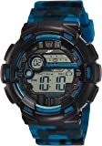 Sonata Digital Black Dial Men's Watch-77053PP01