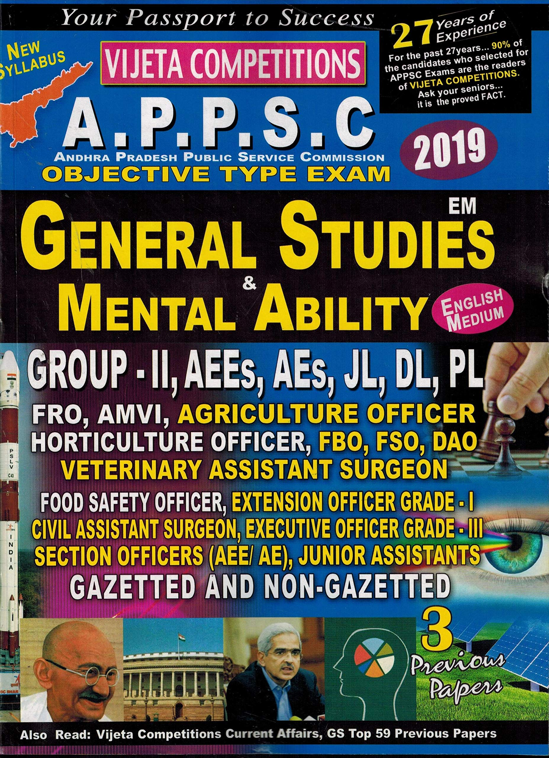 Vijetha Publications General Studies Pdf