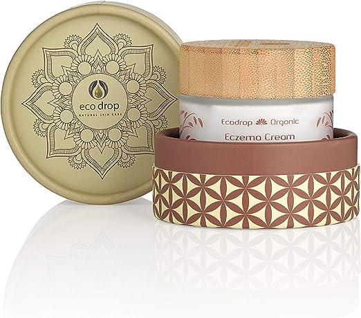 Ecodrop Organic Eczema Cream | Crema de tratamiento facial diaria ...