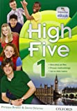 High five. Student's book-Workbook-Exam trainer. Con e-book. Con espansione online. Con CD Audio. Per la Scuola media: 1