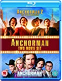 Anchorman 1-2 [Blu-ray] [Region Free]
