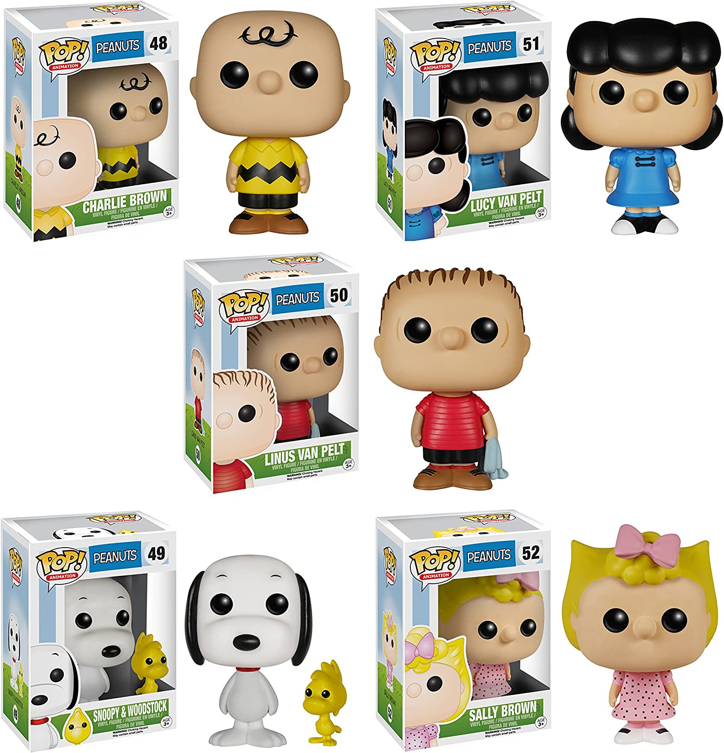 Peanuts-Sally Brown Funko-POP TV