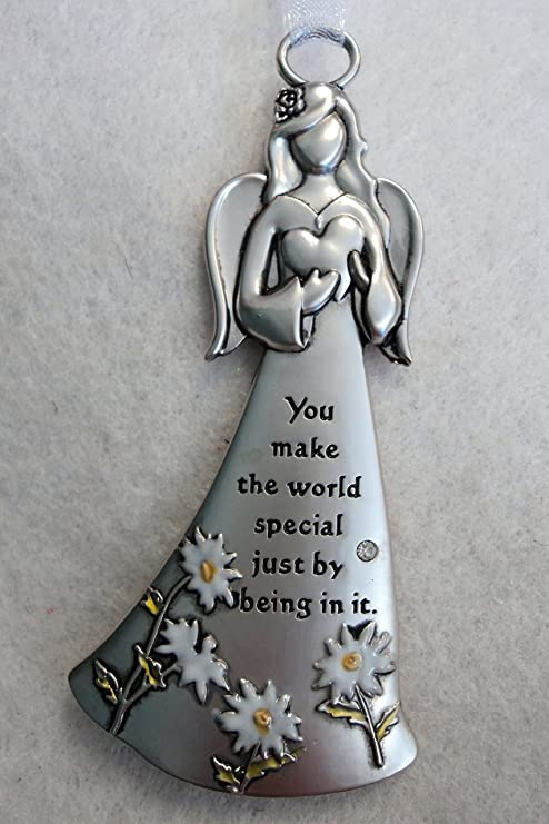 You Make The World Special Ganz Angels Among Us Ornament