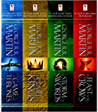 A Game of Thrones 4-Book Bundle: A Song of Ice and Fire Series: A Game of Thrones, A Clash of Kings, A Storm of Swords, and A Feast for Crows (English Edition)