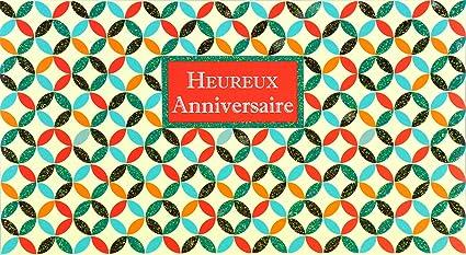 afie 69 - 4212 tarjeta feliz cumpleaños purpurina redondo ...