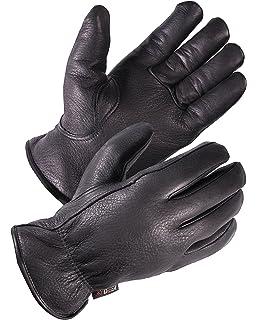 a402a1f7c4515 SKYDEER Hi-Performance Winter Gloves with Windproof & Soft & Warm Full  Premium Genuine Deerskin