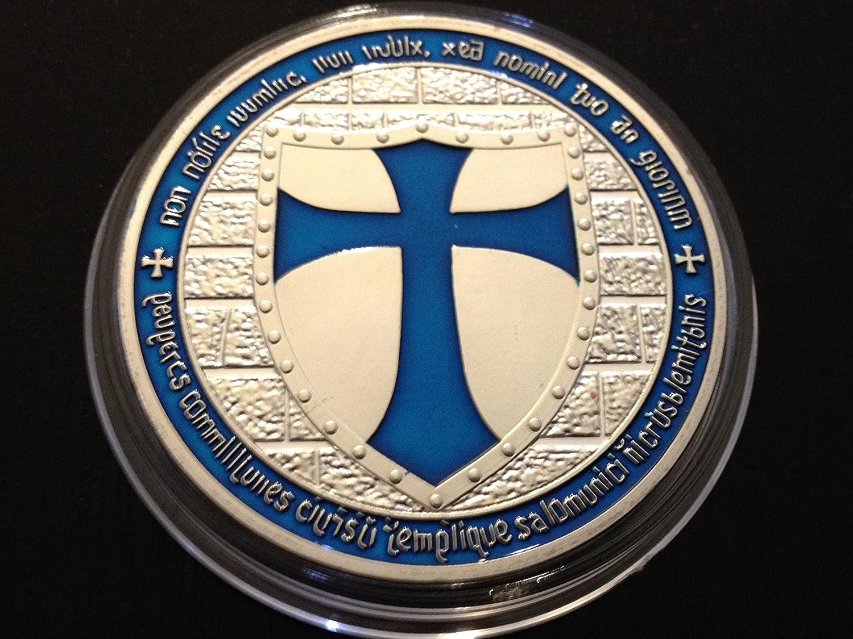 Amazon.com: Caballeros templarios Crusaders Cruz Azul ...