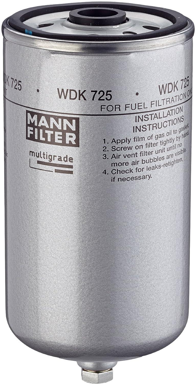 Mann Filter Wdk 725 Kraftstofffilter Auto Fuel Wk 11030