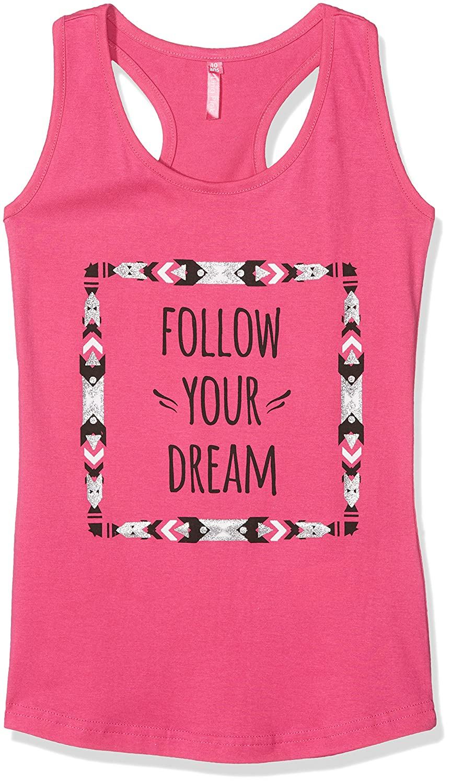 Lina Pink Girl's Ef.Mexic.Deb Pyjama Top