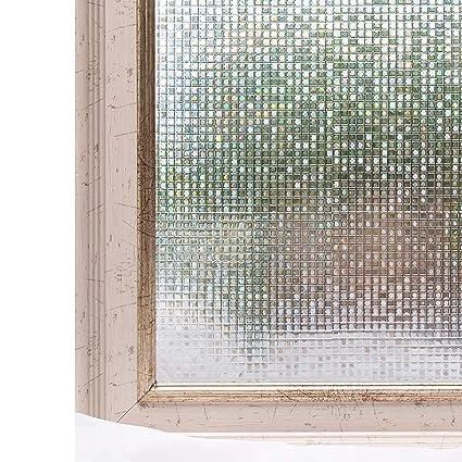amazon com cottoncolors brand window film 3d static privacy Smart Glass Windows for Home image unavailable