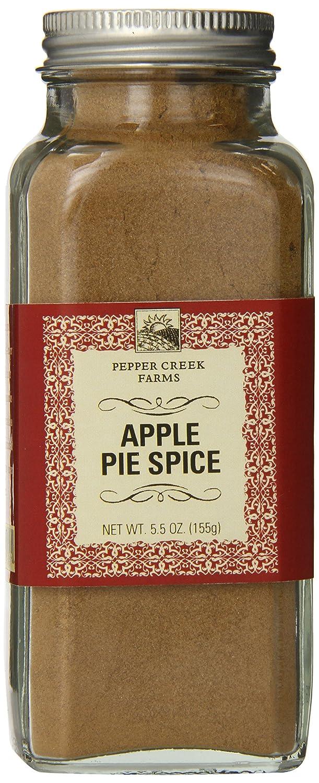 Pepper Creek Farms Spices, Apple Pie, 5.5 Ounce