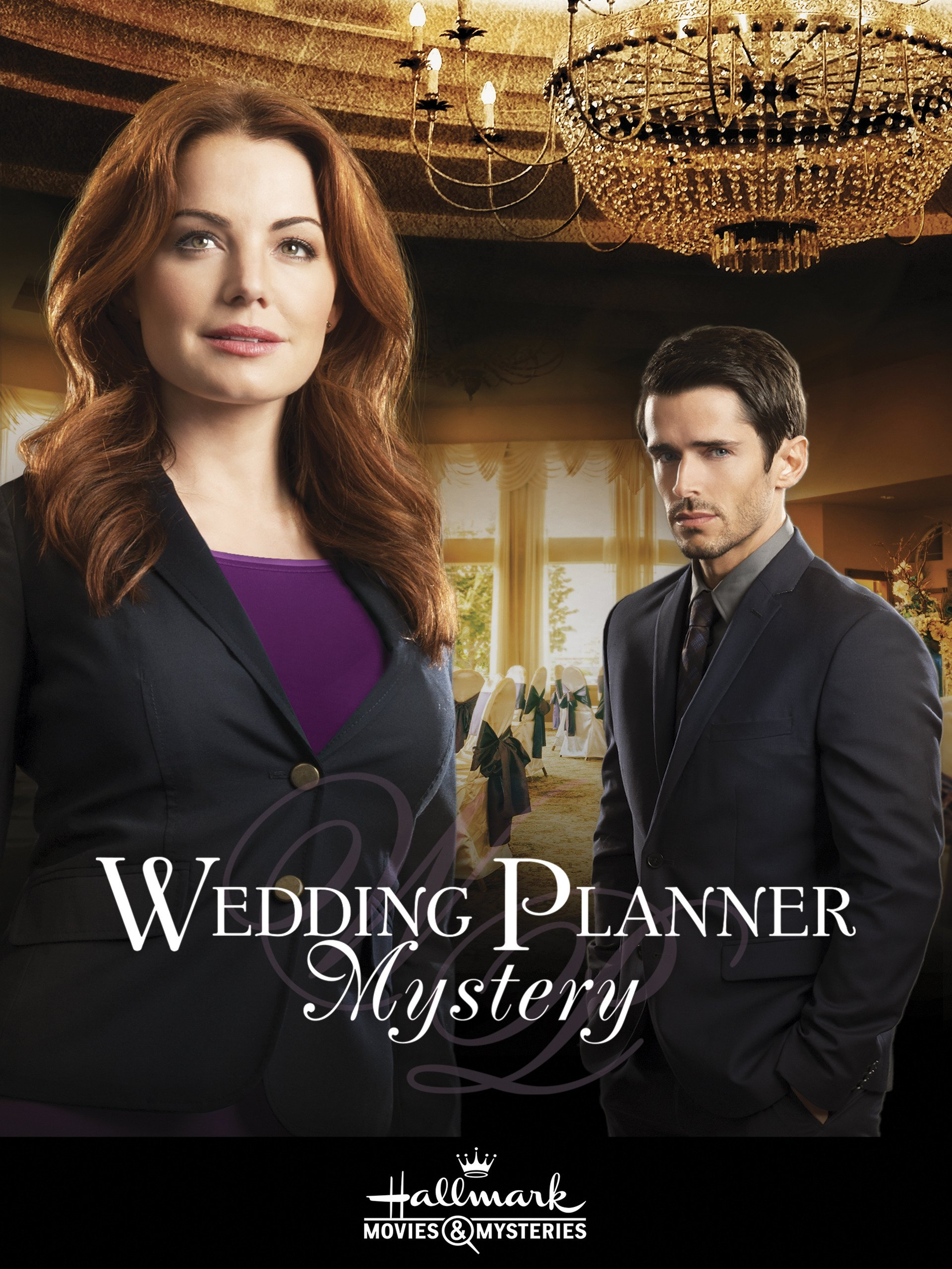 Hallmark Movies And Mysteries.Amazon Com Wedding Planner Mystery Erica Durance Andrew W Walker