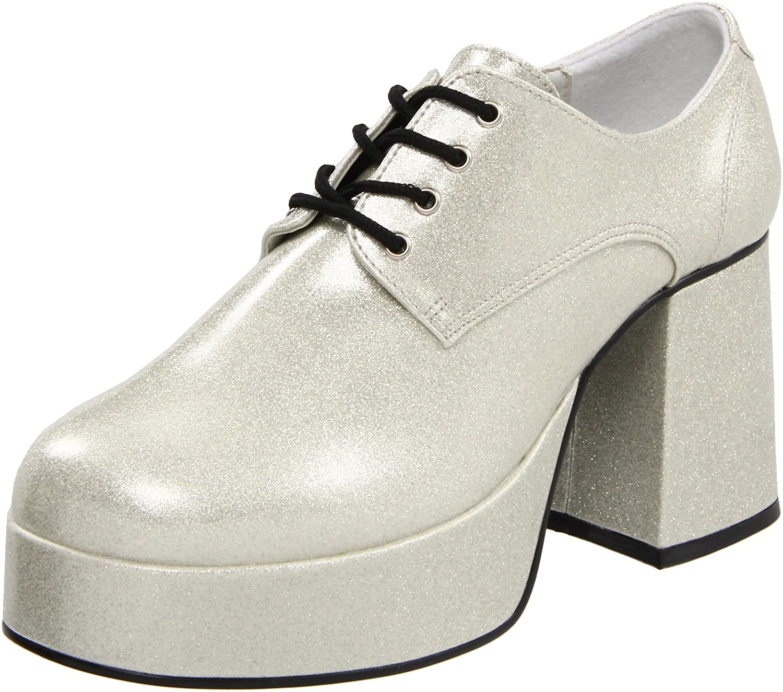 TALLA 40/41 EU. PleaserJazz-02 - Zapatos de Cordones Hombre