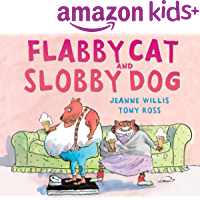 Flabby Cat and Slobby Dog