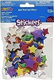 Foam Stickers 120/Pkg, Mini Stars