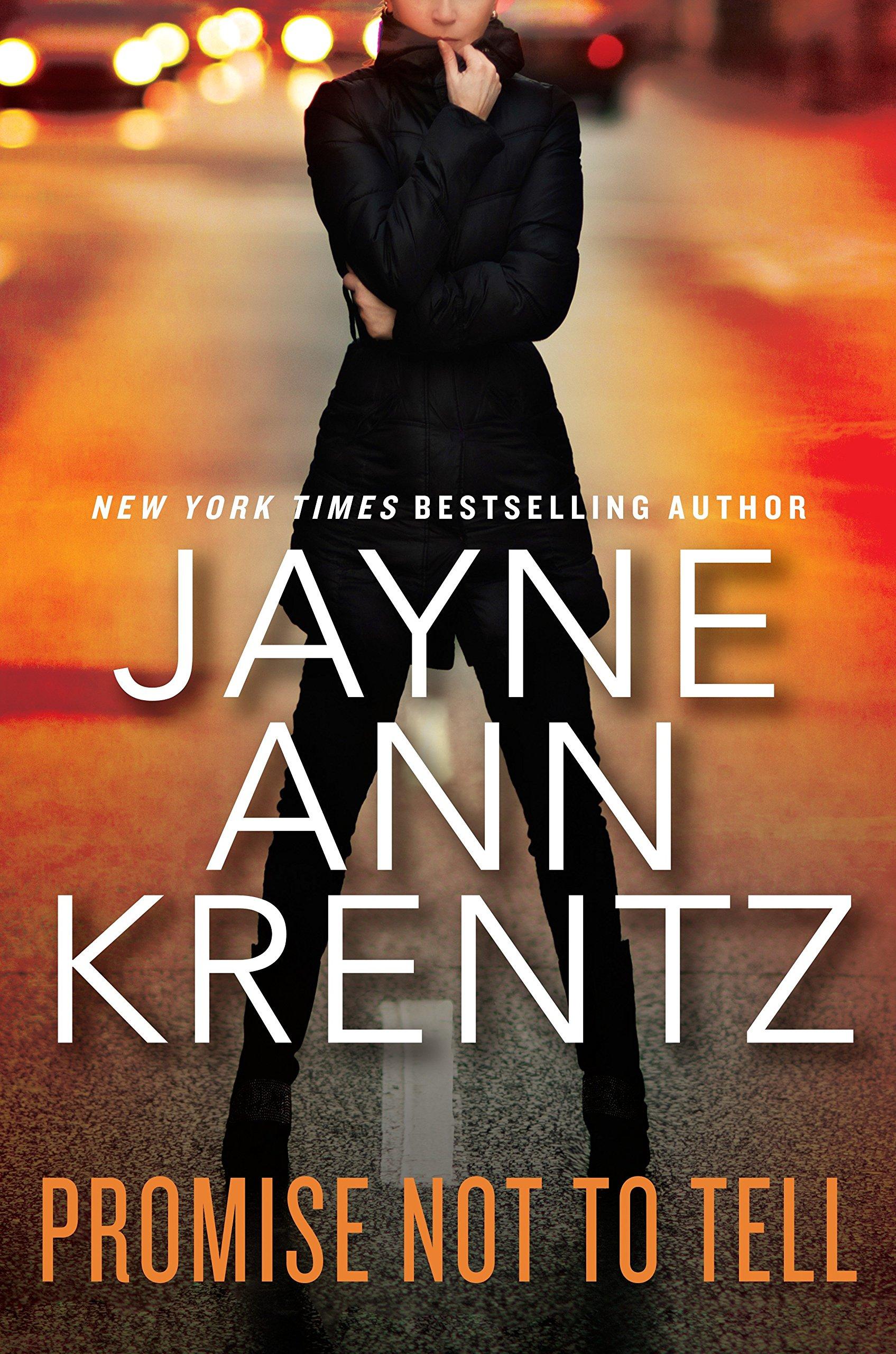 amazon promise not to tell jayne ann krentz suspense