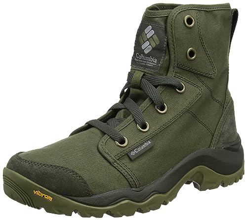 Columbia Homme Chaussures Casual, Camden Chukka, Vert (Nori Grey), Pointure: 47