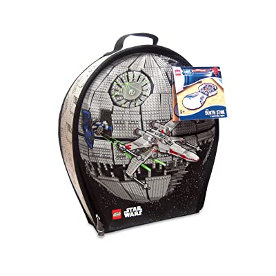 Neat-Oh! LEGO Star Wars ZipBin Death Star Transforming Toybox: Toys & Games