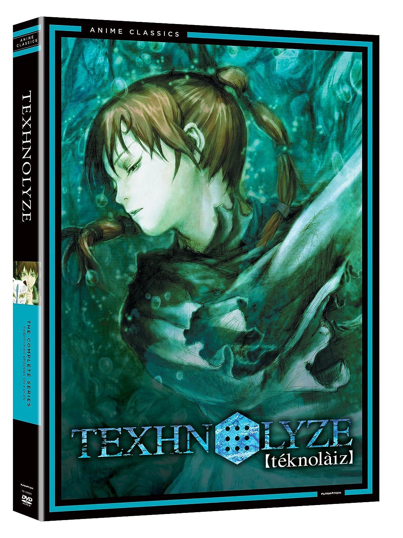 Texhnolyze Review – Iridium Eye Reviews