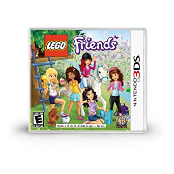 Lego Friends Nintendo 3ds Nintendo3ds Computer And Video Games