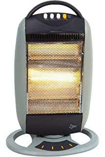 Suntec Heat 1200 Calefactor radiante halógeno Gris