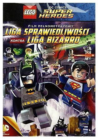 Lego DC Comics Super Heroes: Justice League vs. Bizarro League DVD IMPORT No hay versión española: Amazon.es: Diedrich Bader, Troy Baker, John DiMaggio, Tom Kenny, Phil Morris, Nolan North, Khary Payton, Kevin