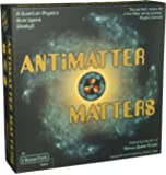 Elbowfish Antimatter Matters: A Quantum Physics Board Game (Really!)