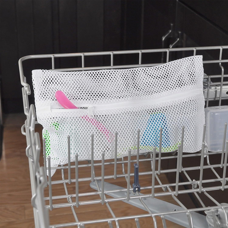 Amazon.com: Green Sprouts lavaplatos bolsa, color blanco: Baby