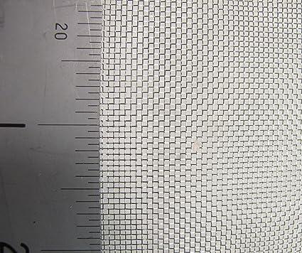 Amazon.com: Malla de acero inoxidable para insectos – 3.3 ft ...