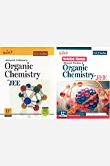 Advanced Problems in Organic Chemistry for JEE With Solution Manual (2018-2019) Paperback