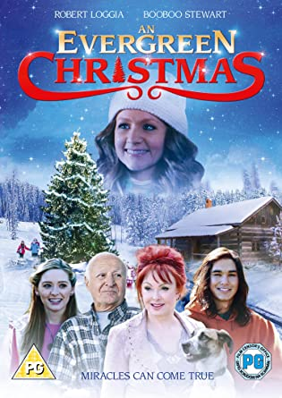 An Evergreen Christmas.An Evergreen Christmas Dvd Amazon Co Uk Charlene