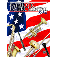 Patriotic Instrumental Solos for Piano Accompaniment: Levels 1-2 (Piano Acc. (Instrumental)) book cover