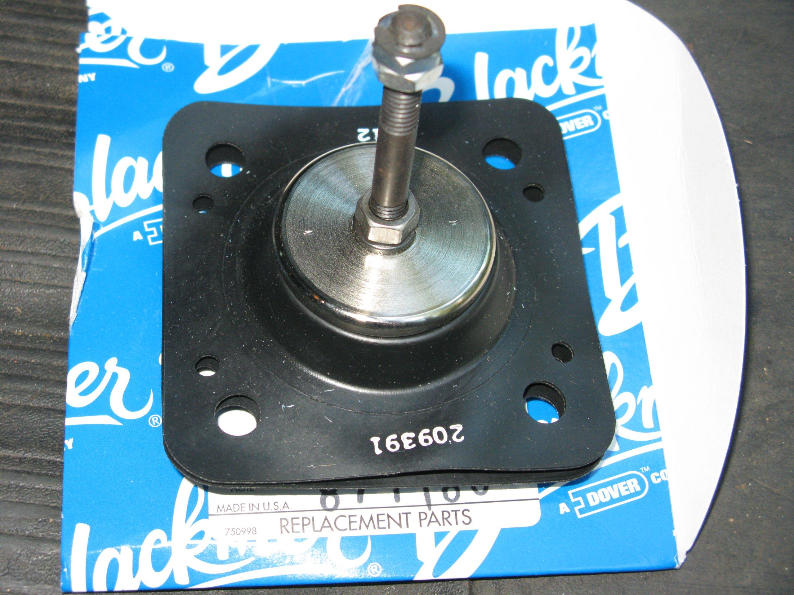 Blackmer TXDA 2.5 Pump Double Diaphragm