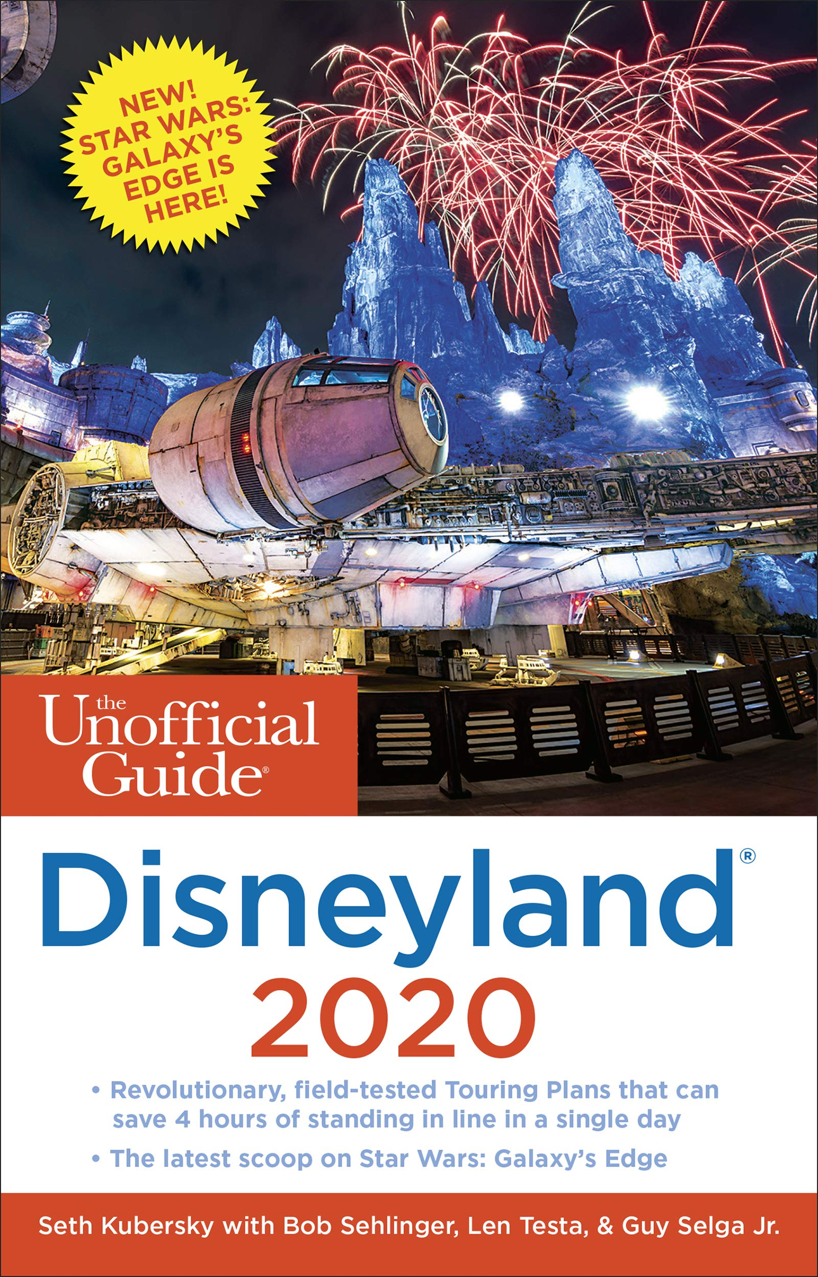 The Unofficial Guide to Disneyland 2020 (The Unofficial Guides) by Unofficial Guides